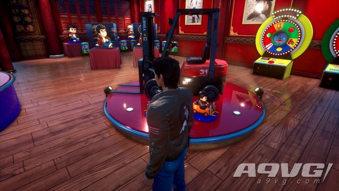 《莎木3》眾籌者獎勵內容預覽 包含游戲內物品和實體物品