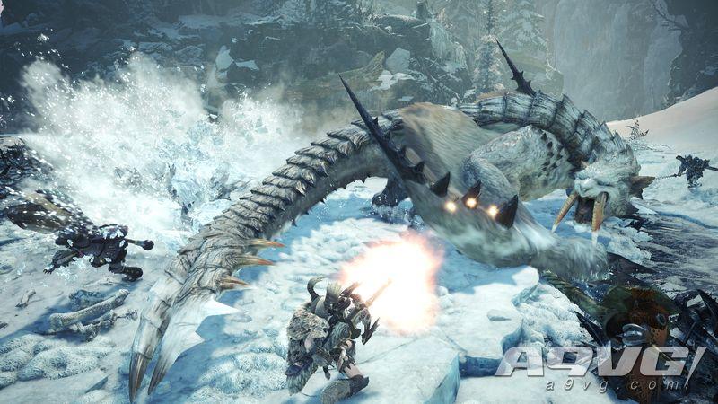 《怪物猎人世界 Iceborne》制作人专访:新的机制将带来全新的体验
