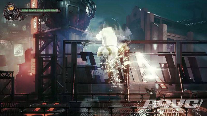 《暗影火炬》ChinaJoy游戏试玩报告:柴油朋克银河城