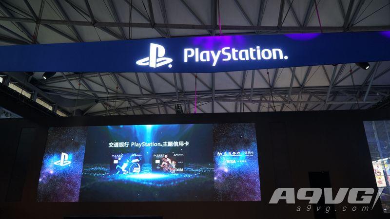ChinaJoy 2019索尼展台现场:FF7R和中国之星作品提供试玩