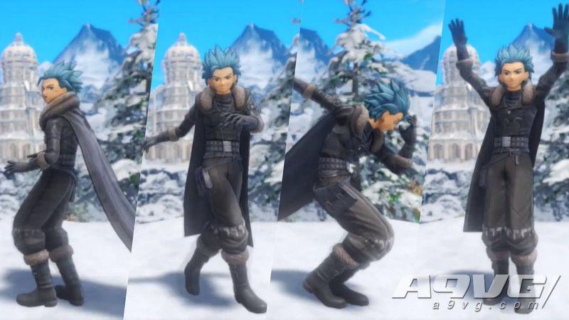 《勇者斗惡龍11S》宣布將推出體驗版 存檔可繼承到正式版