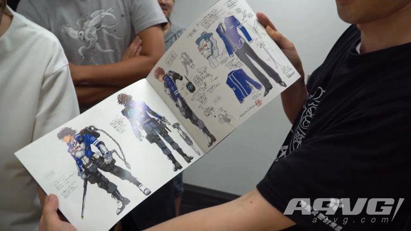 《异界锁链》官方公开收藏版开箱演示视频 含设定集与OST