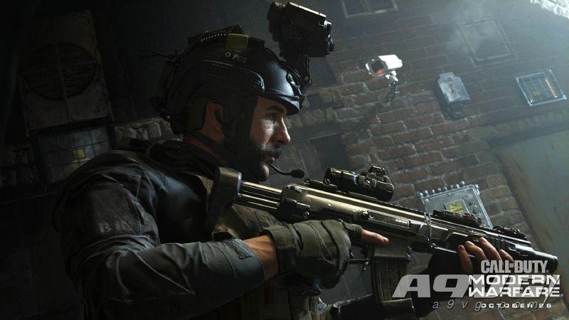 《使命召唤 现代战争》或包含大逃杀模式 有多人玩法尚未公布