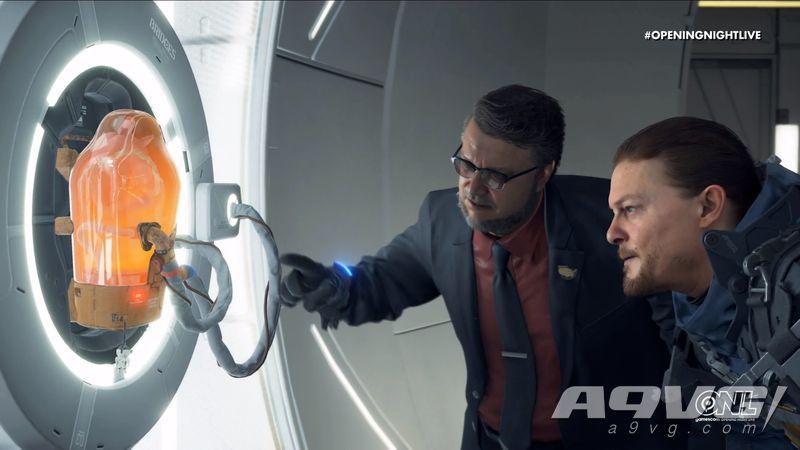 《死亡擱淺》科隆展全新實機試玩視頻放出 弩哥還能撒尿