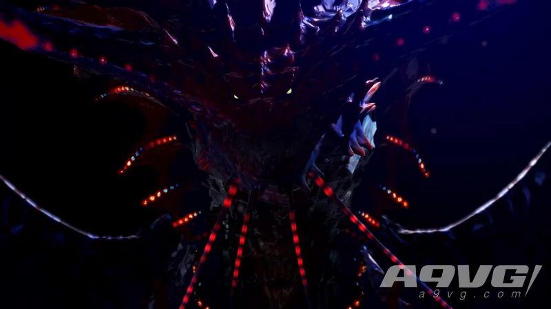 《怪物猎人世界 Iceborne》全新怪物登场 操控水的古龙