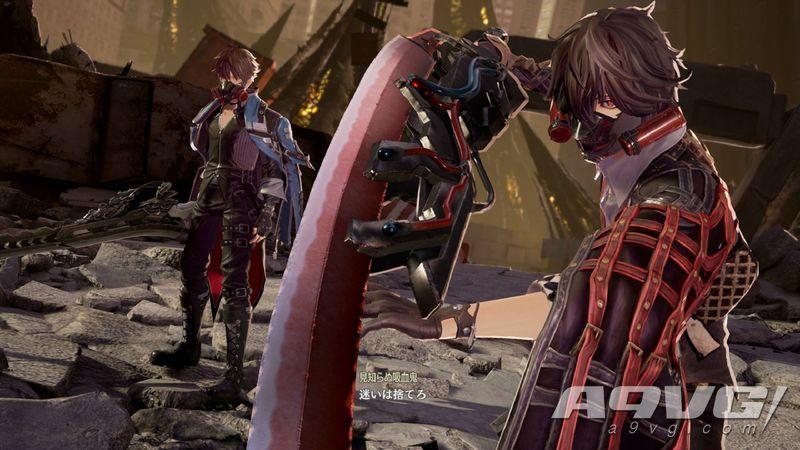 《噬血代码》中文版体验版将于9月3日发布 可捏人和体验序章