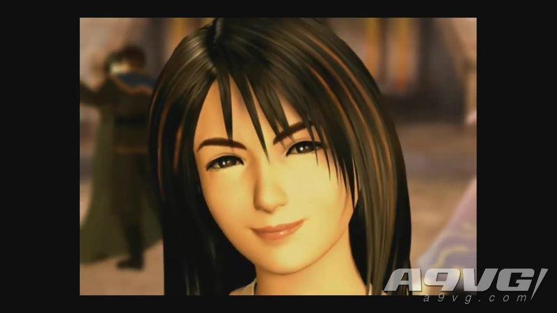 《最终幻想8 高清版》公开8分钟试玩影像 展示剧情及战斗