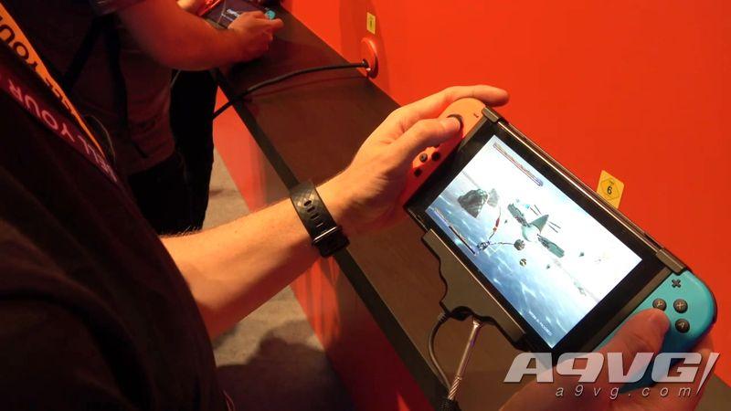 《铁甲飞龙 重制版》科隆游戏展实机屏摄试玩演示影像