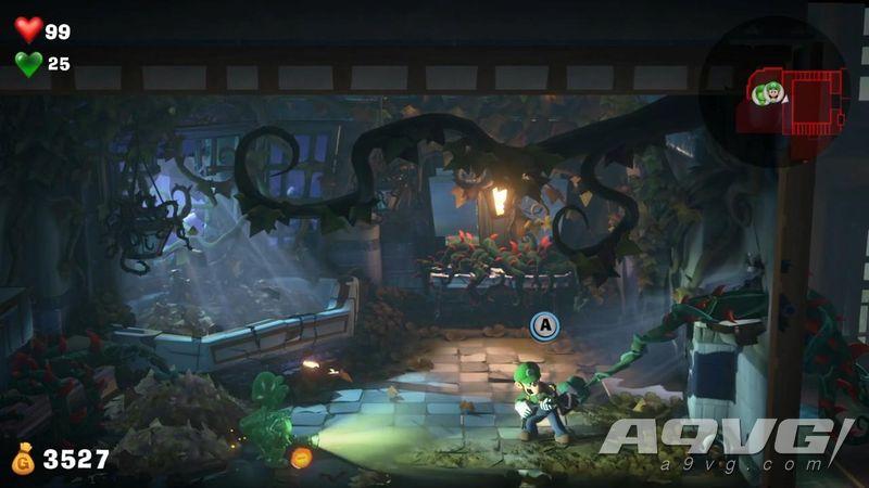 《路易吉洋馆3》科隆游戏展30分钟合作模式实机演示视频