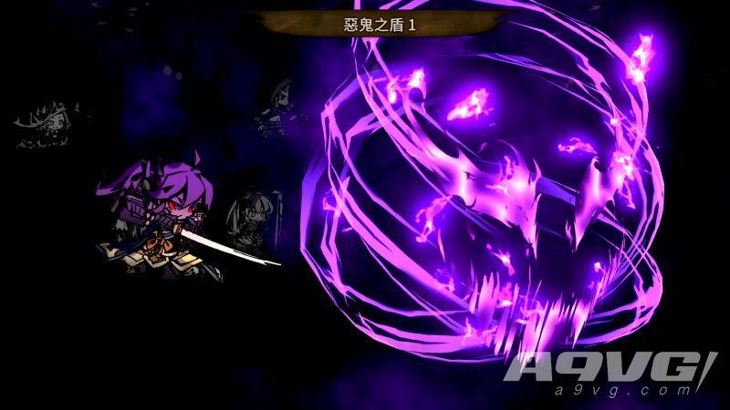 Roguelike游戲《漩渦迷霧》10月10日登陸PS4 登場角色介紹