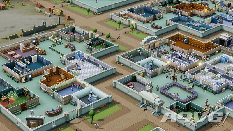 《雙點醫院》制作組專訪:主機版有很多優化 下一款作品已有雛形