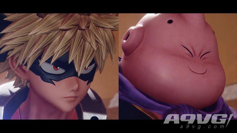 《Jump力量》欧尔麦特+魔人布欧DLC套装将于8月27日推出