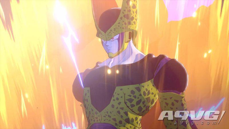 《七龙珠Z 卡卡罗特》最新截图:悟饭大战沙鲁 17号亮相