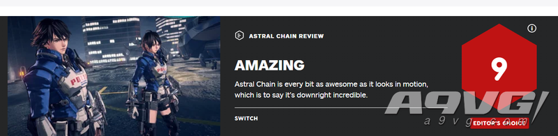 《异界锁链》全球媒体评分现已解禁 IGN 9分 GS 8分