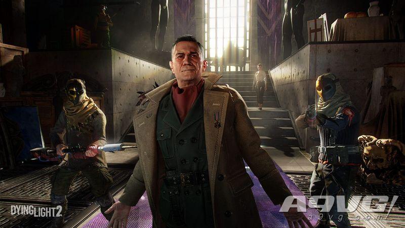 《消逝的光芒2》公开26分钟实机演示 增强战斗、跑酷等系统