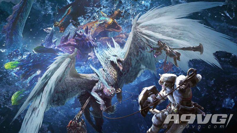 ELECOM推出《怪物猎人世界 Iceborne》主题键盘与耳机周边