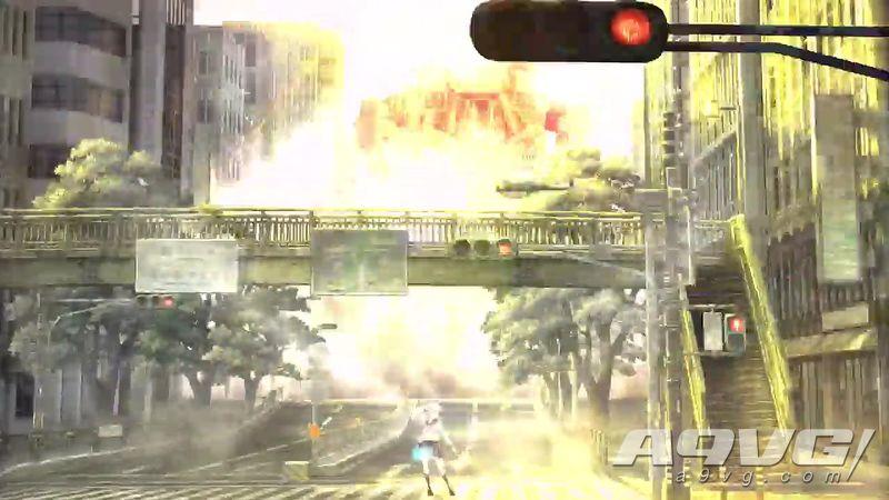《十三机兵防卫圈》深层解析档案游戏介绍视频公布