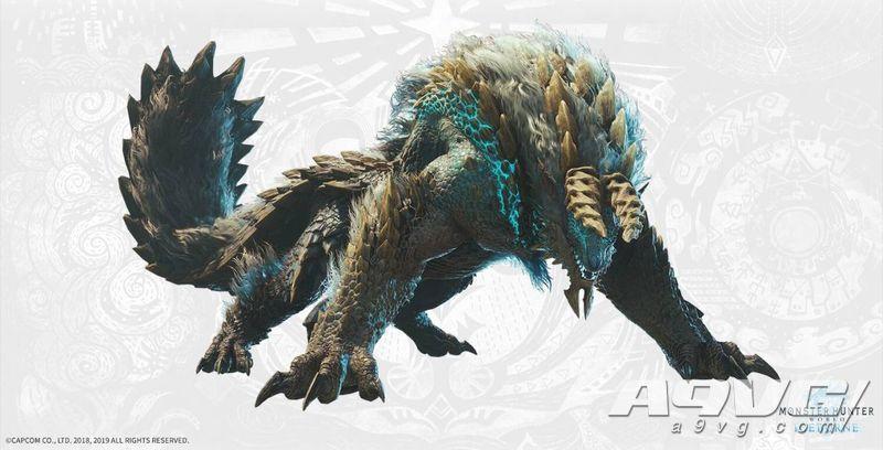 《怪物猎人世界 Iceborne》公开新预告片 雷狼龙正式登场