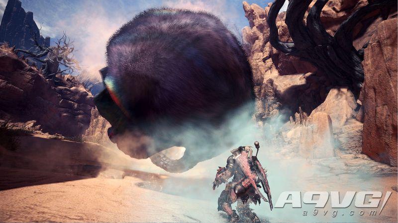 《怪物猎人世界 冰原》雷狼龙正式参战 官方多图介绍