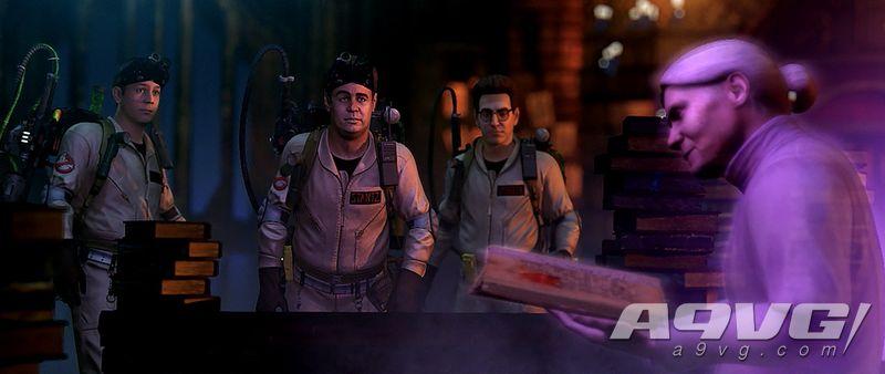 《捉鬼敢死队 高清重制版》将于12月12日推出繁体中文版