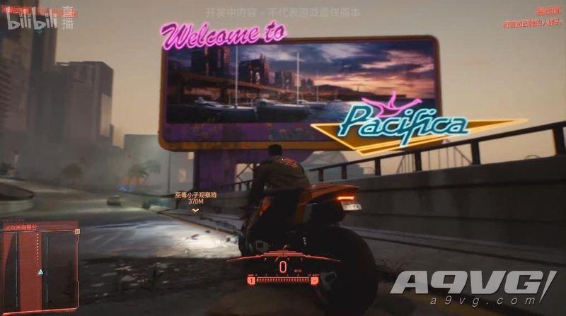 《赛博朋克2077》中配15分钟实机演示公开 在夜之城中扮演自己