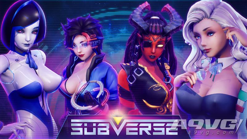 《Subverse》9月28日开启限量封闭测试 没有抢先体验