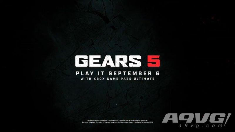 《战争机器5》售前预告片公开 游戏将于9月10日发售