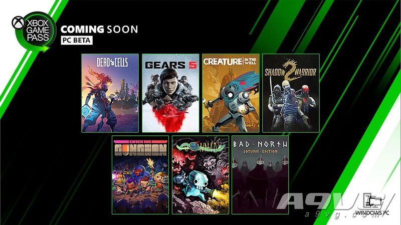 八款游戏即将加入XGP 包含战争机器5、合金装备HD合集等
