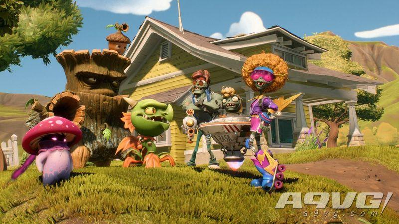 《植物大战僵尸 和睦小镇保卫战》正式公开 将于10月18日发售