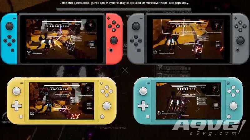 任天堂直面会汇总:《异度神剑》《幻影异闻录》登陆Switch