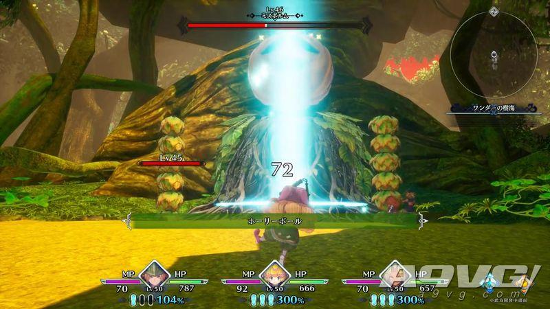 《圣剑传说3 玛娜的试炼》公开中文宣传片 中文版同步上市