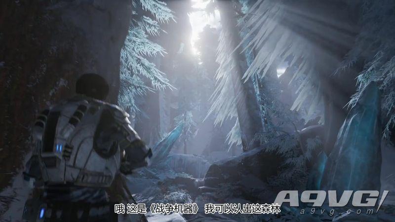 《战争机器5》开发工作室The Coalition探访影像 介绍更多细节