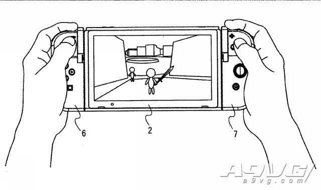 任天堂新专利疑似新款Joy-Con 加入可部分弯曲的设计