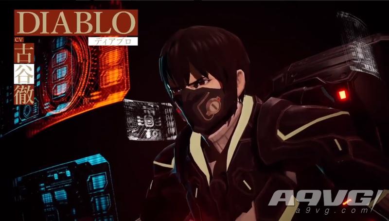 《机甲战魔》公开一段新宣传片 介绍各势力及角色等