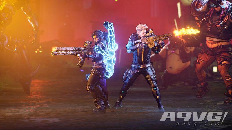 《无主之地3》中配版上市宣传片公开 新旧角色齐聚一堂