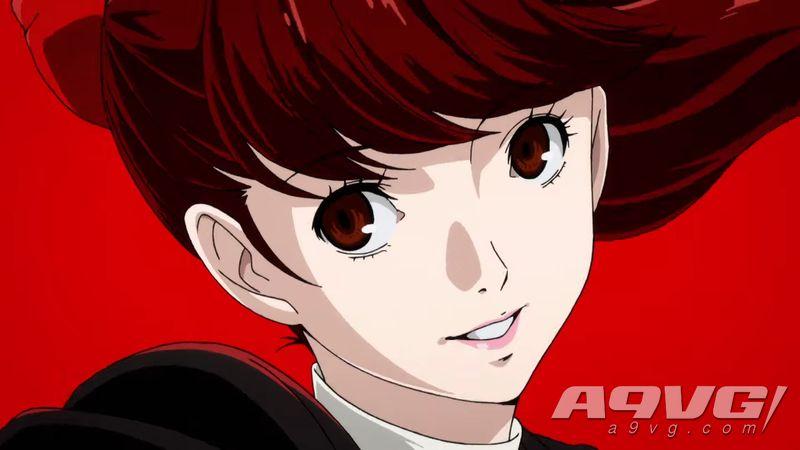 《女神异闻录5 皇家版》开场动画公开 中文版明年2月发售
