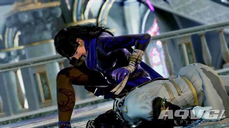 《铁拳7》「Zafina」角色宣传片公开 该DLC角色现已解锁