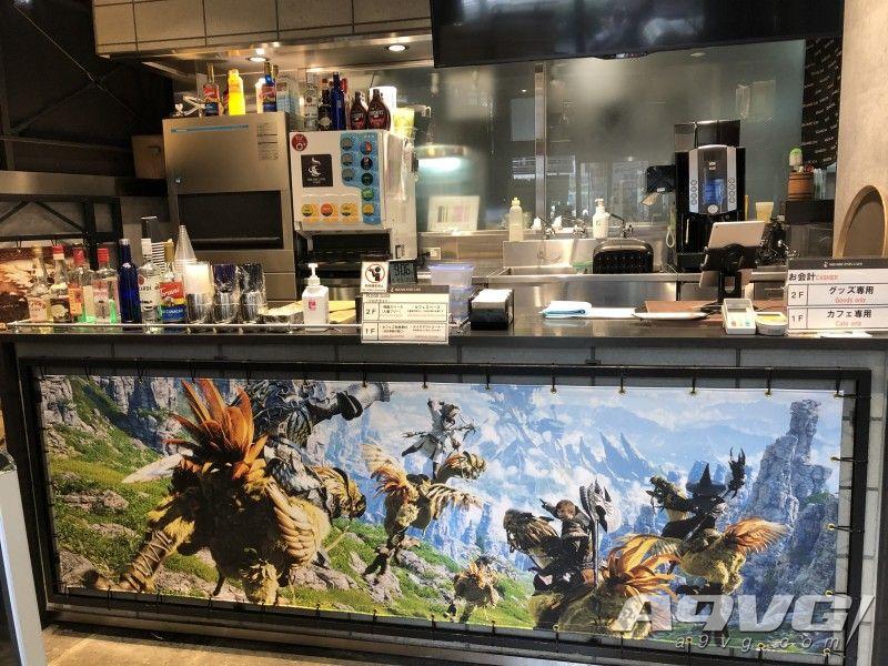 GameInformer:在TGS之前到SQUARE ENIX CAFE一游