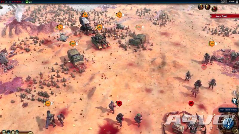 """《文明6》将于本月PC版更新中推出""""Red Death""""大逃杀模式"""