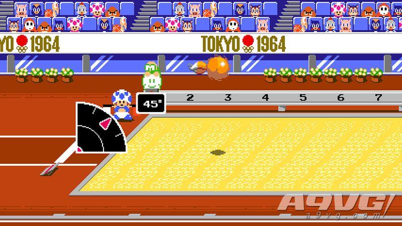 《马力欧&索尼克 AT 2020东京奥运》公开第三波官方中文资讯