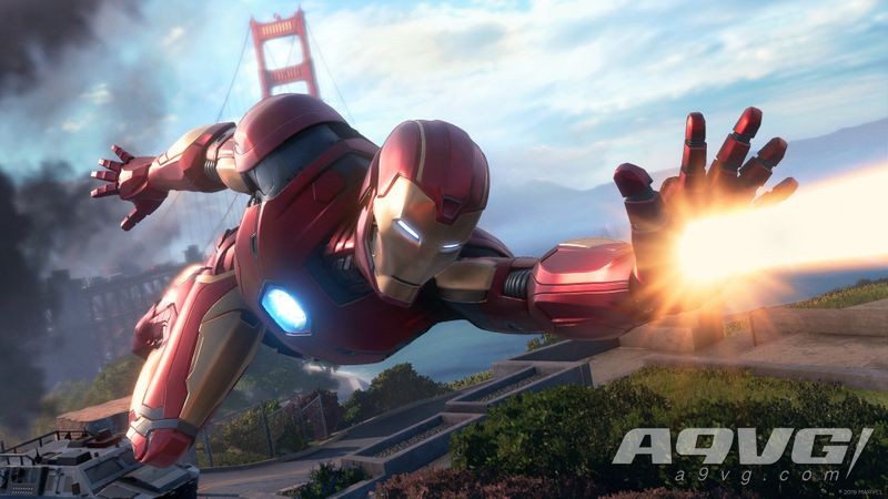 《漫威复仇者联盟》将于2020年5月15日同步发售秒速赛车版