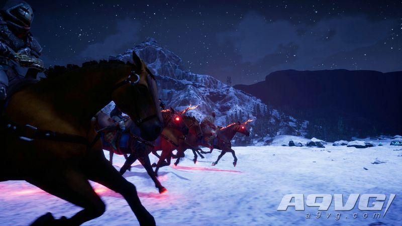 《城塞:火焰之炼》将发售PS4中文版 预定今年冬季上市