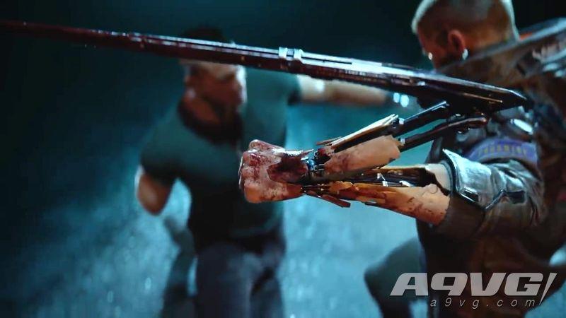 《赛博朋克2077》公开E3宣传片制作的幕后细节