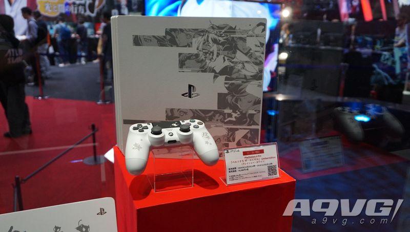 《女神异闻录5 皇家版》限定PS4和PS4 Pro实拍 10月31日发售