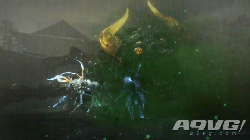 《仁王2》监督采访 TGS2019试玩介绍全新游戏要素