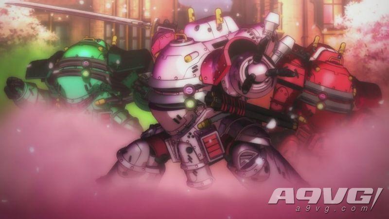 《新樱花大战》开场动画公开 TGS最新演示视频发表