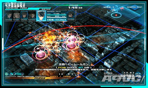 《十三机兵防卫圈》战斗部分试玩报告 玩法丰富体验爽快