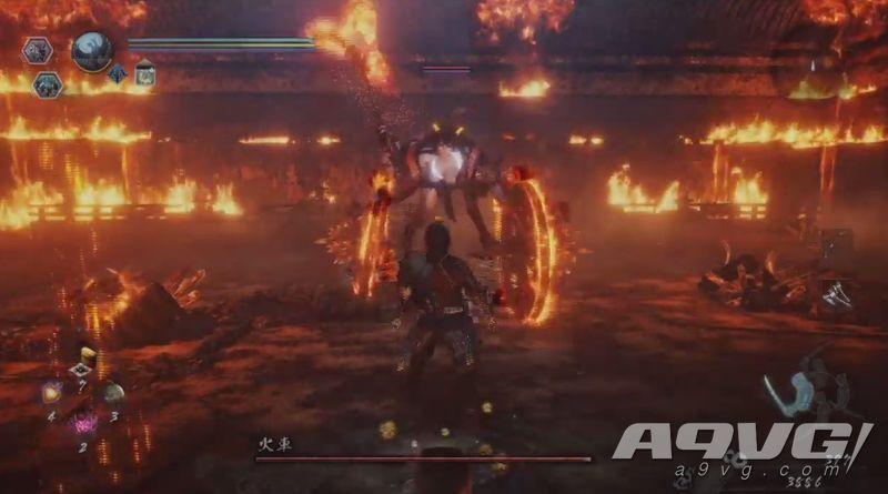 《仁王2》本能寺场景实机视频 11月1日开放Beta测试