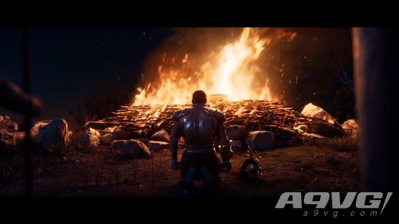 《全面战争传奇 特洛伊》正式公开 将于2020年内登陆PC平台