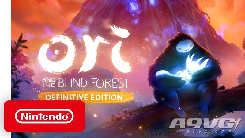 《精灵与黑暗森林 决定版》Switch试玩版将于明日上架